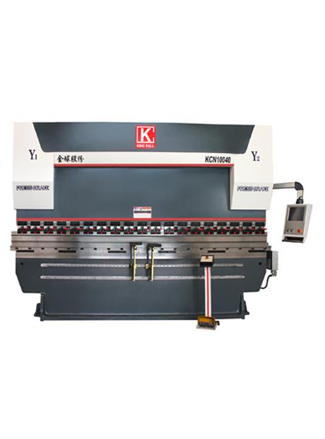 KCN電液同步數控折彎機4+1軸